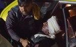 O grupo terrorista Estado Islâmico assumiu a autoria dos ataques e informou que homens-bomba ficaram a cerca de 5 metros de forças de segurança norte-americanas antes de detonar um colete com explosivos