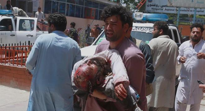 EUA acusa EI pelos dois ataques na terça (12), no Afeganistão