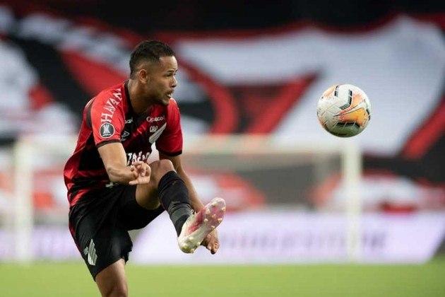 Athletico Paranaense – 7 participações