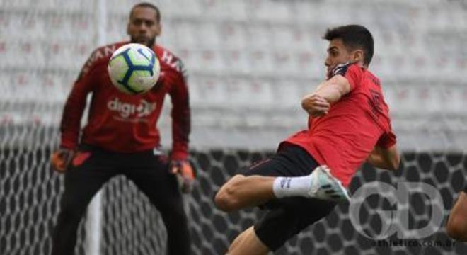 Athletico-PR e Inter