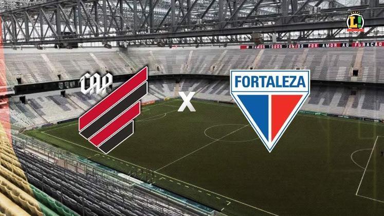 Athletico-PR x Fortaleza - Estádio: Arena da Baixada -  - Dia 03/07/2021 - Horário: 19h - Transmissão: TNT