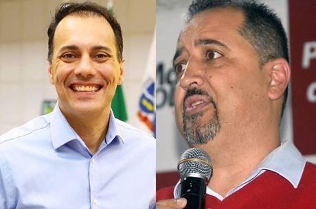 Atual prefeito tentará reeleição contra candidato do PT