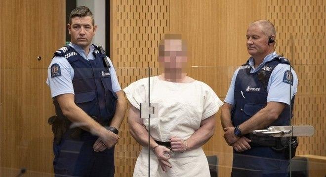 Acusado do tiroteio em Christchurch, australiano confessou os crimes