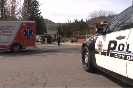 Atirador e refréns encontrados mortos em lar de veteranos nos EUA