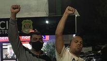 Suspeitos de atear fogo em estátua do Borba Gato deixam presídio