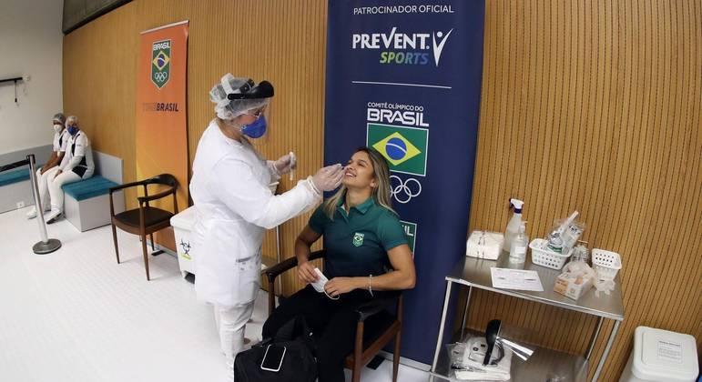 Brasil encerra participação nos Jogos Olímpicos sem nenhum caso de covid-19 entre atletas