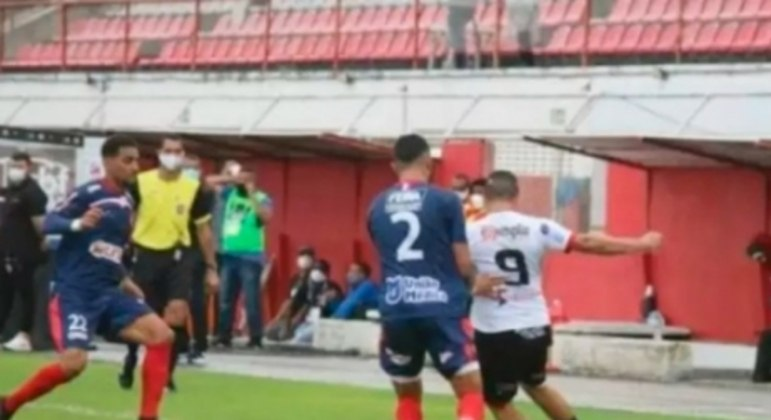Atlético de Alagoinhas 2x2 Bahia de Feira