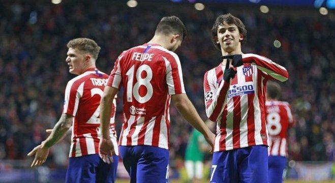 Atlético de Madrid, uma vitória e a segunda das vagas
