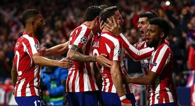 Atlético de Madrid 1 X 0 Liverpool