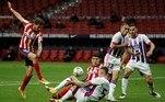 No sábado, o Atlético de Madrid recebeu o Real Valladolid e venceu por 2 a 0 pela 12ª rodada do Campeonato Espanhol. Thomas Lemar e Marcos Llorente marcaram os gols da vitória da equipe mandante