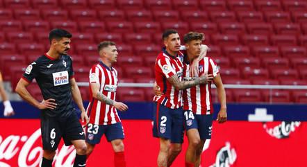 Atlético de Madrid desiste da Superliga