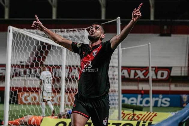 Atlético-GO: ganhou 6,46 milhões de reais por chegar até as oitavas de fina da Copa do Brasil