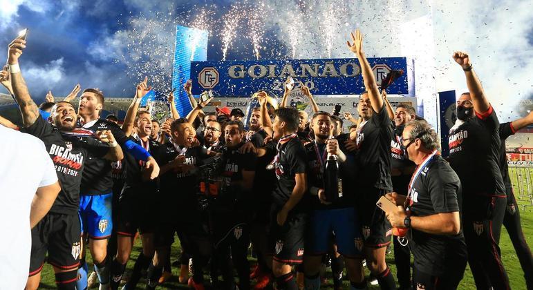 Atlético-GO é campeão goiano de 2020