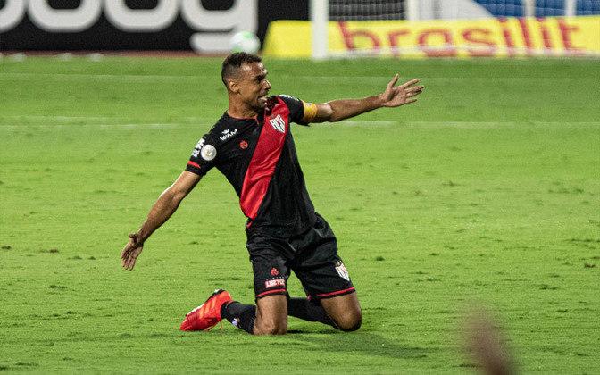 ATLÉTICO-GO - O surpreendente Dragão parece promissor neste início de Brasileirão. Superou o campeão Flamengo por 3 a 0 e tenta mostrar que pode ser mais do que um time apontado para lutar contra o rebaixamento na Série A. A pergunta que não quer calar: vai continuar e escrever um belo capítulo em sua história?