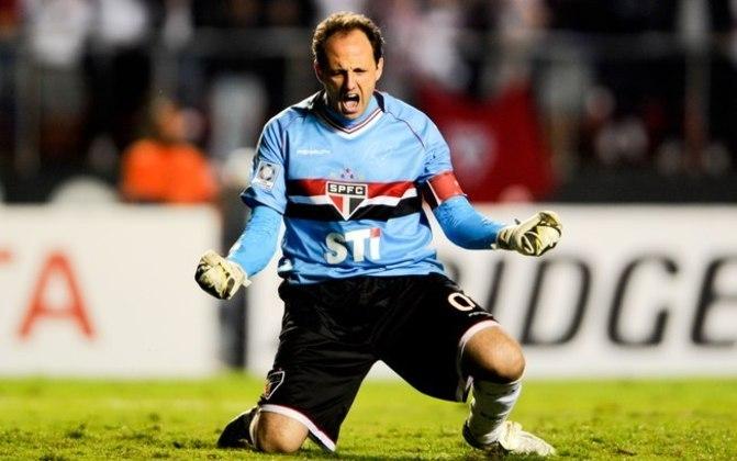 Atlético-MG - 3 gols: Ceni também deixou sua marca três vezes diante do Galo. Foram dois gols de falta e um de pênalti