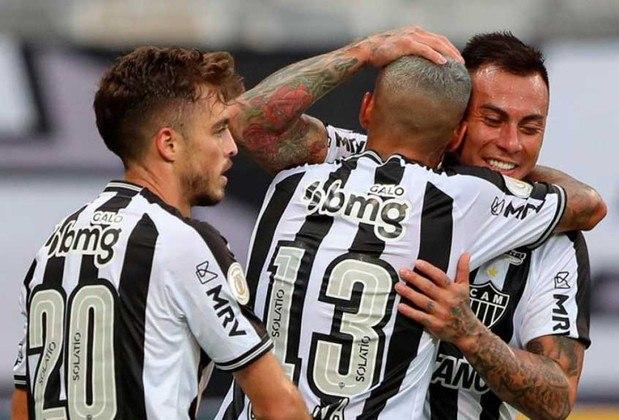 Atlético-MG: 5 vitórias em cinco jogos válidos pelo Campeonato Mineiro
