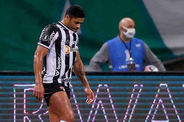 Atlético MG - Abaixo daquilo que se esperava. Contra um Palmeiras abaixo, criou poucas jogadas e teve seu princial jogador, Hulk, perdendo pênalti que poderia garantir a vitória em São Paulo. Partida aberta para o Mineirão.