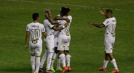 Atlético-MG mostrou sua força na competição