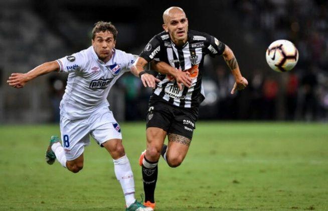 O Atlético-MG era um dos favoritos a conquistar a Copa Libertadores de 2019, mas foi eliminado com apenas seis pontos e quatro derrotas, saindo de forma vexatória do torneio