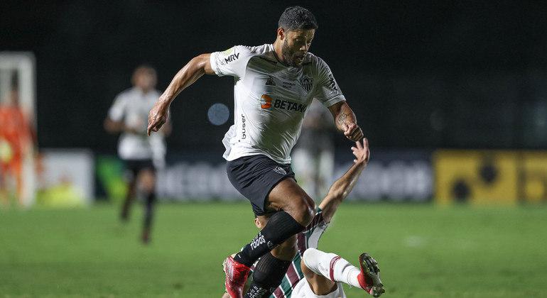 Galo arranca empate contra o Fluminense, mas perde chance de disparar na liderança