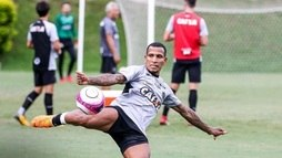 Atlético-MG enfrenta América na semifinal do Campeonato Mineiro ()