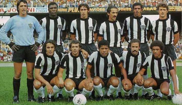 Atlético-MG - um título: 1971