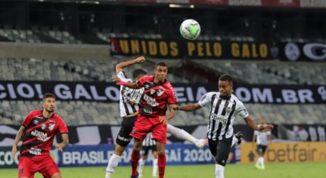 Atlético MG x Athlético Paranaense