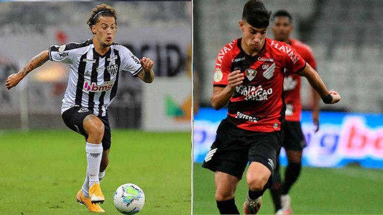 Atlético MG x Athletico PR – válido pela 6ª rodada: Esta partida aconteceria no dia 29/08, no Mineirão, mas foi adiada porque o Atlético disputaria a final do Campeonato Mineiro no dia seguinte, 30/08.