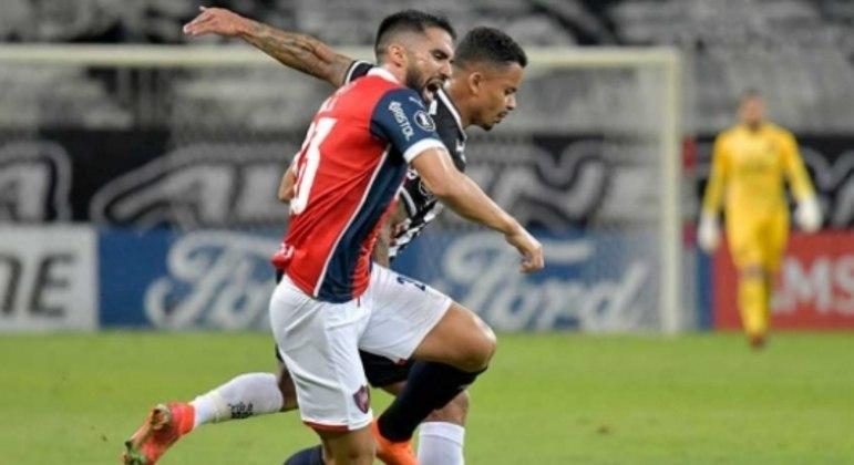 Atlético MG x Cerro Porteño