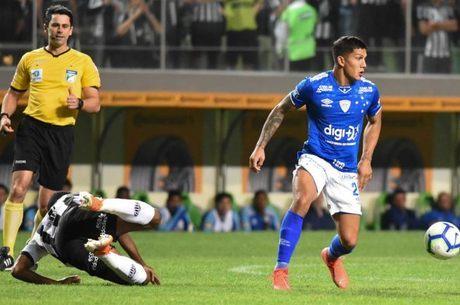 Atlético-MG e Cruzeiro fizeram jogo pegado no Horto