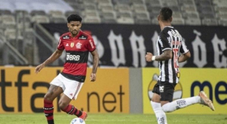 Atlético-MG x Flamengo - Bruno Viana