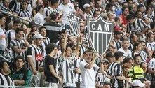 Fla encontrou no rival Atlético, um aliado. Público no Mineirão