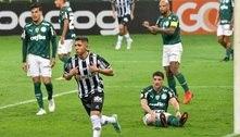 Atlético-MG vence Palmeiras e dispara na liderança do Brasileirão