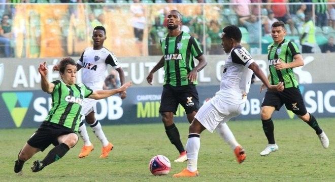 ade9432ee Galo está mais uma vez na decisão do Campeonato Mineiro contra o Cruzeiro