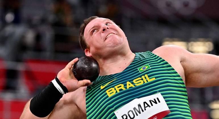 Darlan Romani fez ótimo ciclo olímpico e manteve boa forma na estreia em Tóquio 2020