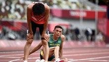 Desabafo emocionado de atleta após eliminação em Tóquio viraliza