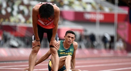 """Após não conquistar o resultado desejado nas Olímpiadas, Altobeli Silva questionou """"se vale a pena"""" fazer tantos sacrifícios"""