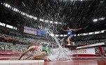 atletismo, tóquio, 3000m, obstáculos