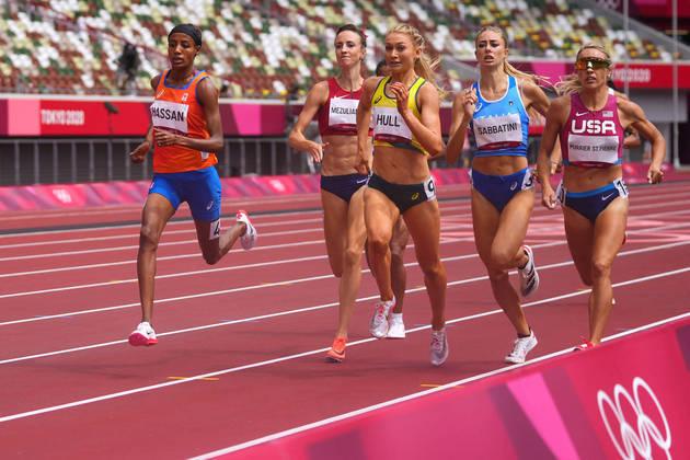 atletismo, tóquio, holanda, hassan