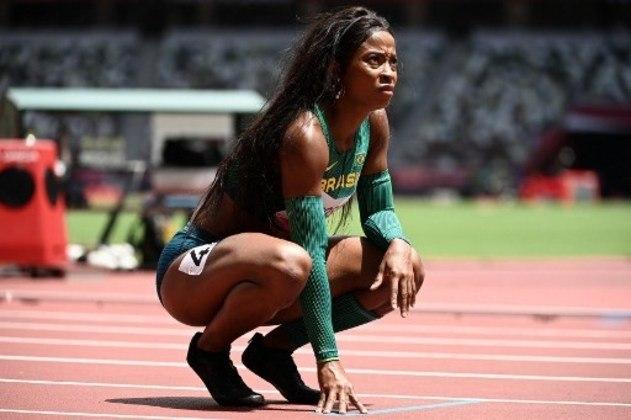 ATLETISMO - Vitória Rosa e Ana Carolina Azevedo não conseguiram se classificar para as semifinais dos 200m rasos feminino. Sendo assim, o Brasil não terá representantes na final da categoria.