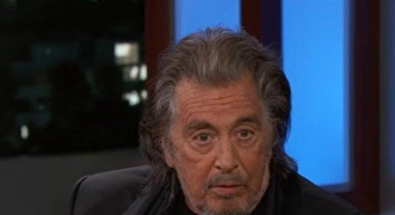 Ator: Al Pacino - Filme que iria participar: Star Wars (1977) - Personagem que iria interpretar: Han Solo
