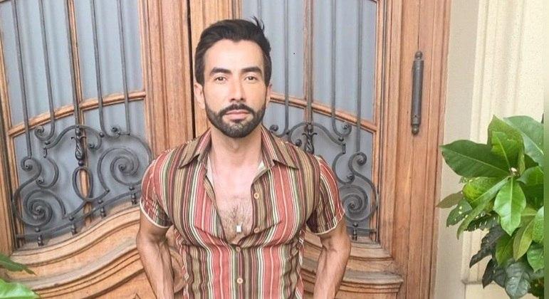 Laudo não detectou sinais de enforcamento no pescoço do ator