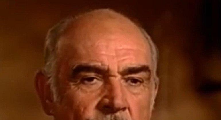 Ator: Sean Connery - Filme que iria participar: O Senhor dos Anéis - Personagem que iria interpretar: Gandalf