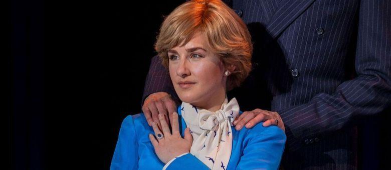 Atriz escolhida para viver Diana impressiona pela semelhança!