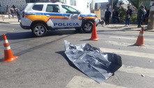 Motorista de ônibus é preso em flagrante após atropelar pedestre