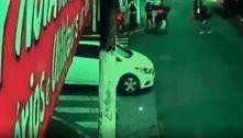 Rapaz atropela e mata criança ao empinar moto em SP; veja o vídeo