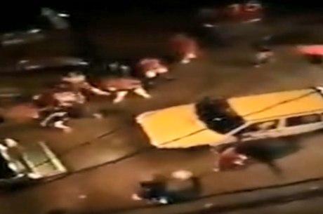 Vídeo mostra momento do atropelamento em MG