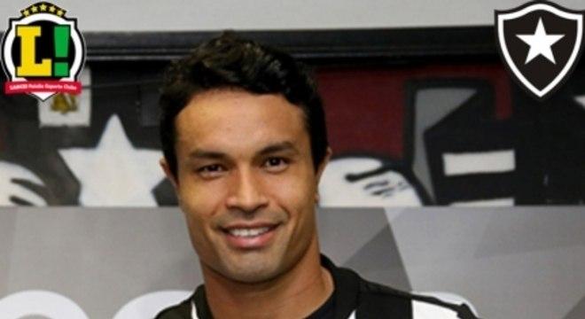 Atuações - Botafogo - Rodrigo Pimpão