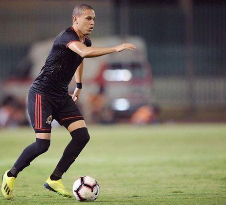 Atual atacante do Inter, Marcos Guilherme passou pelo Al Wehda, da Arábia Saudita entre 2018 e 2020. Fez 43 jogos e marcou dez gols, sem ganhar títulos.