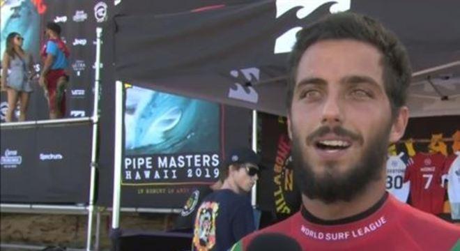Atual líder do ranking da WSL (World Surf League), o potiguar Italo Ferreira briga por seu primeiro título mundial na carreira